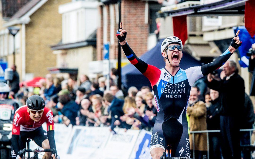 Wereldkampioen wint Dorpenomloop + Samenvatting