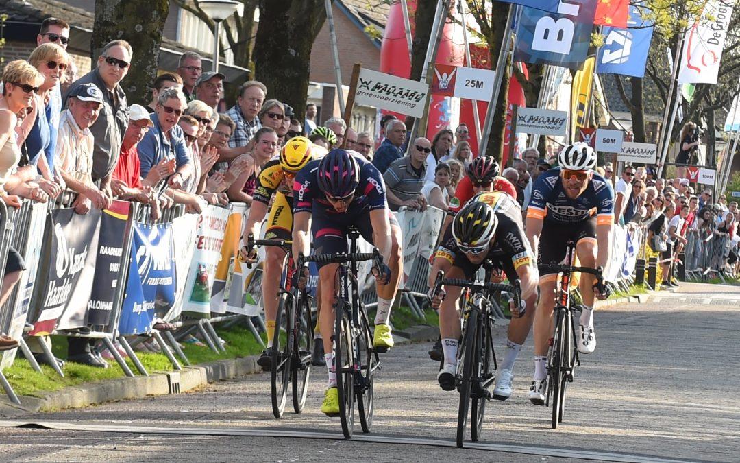Duitser Huppertz wint Arno Wallaard Memorial