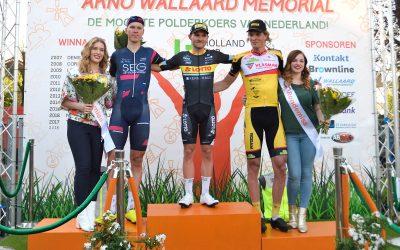 VIDEO   Bekijk hier de Eurosport-aflevering van de Arno Wallaard Memorial