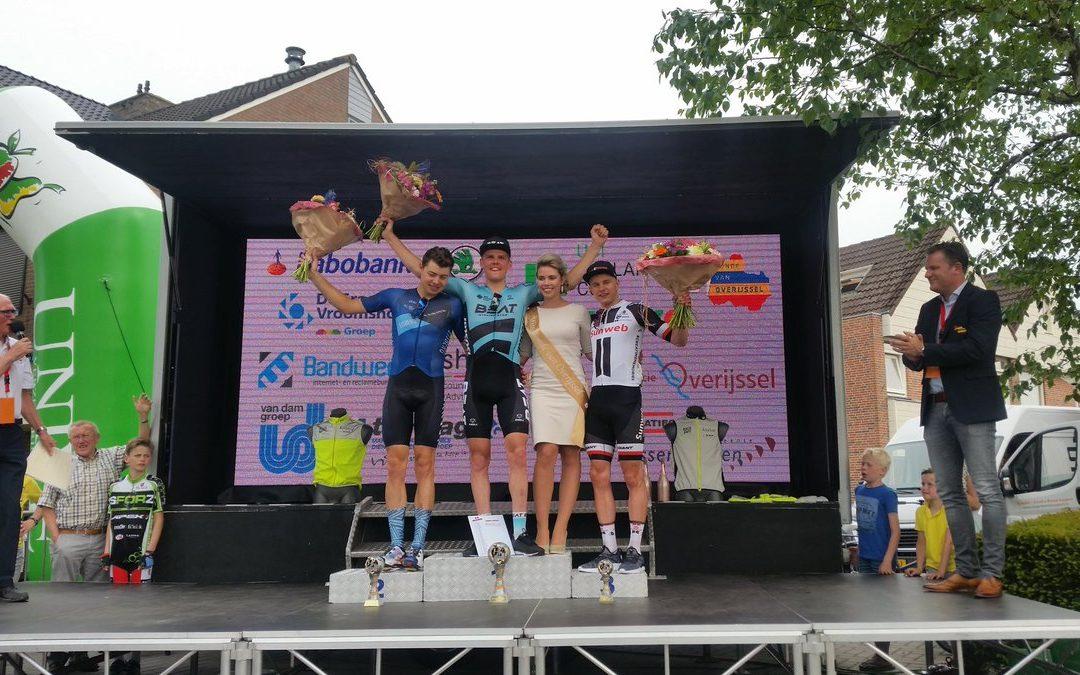 Ronde van Overijssel prooi voor Piotr Havik