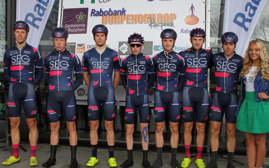 SEG Racing Academy domineert tussenstand Holland Cup