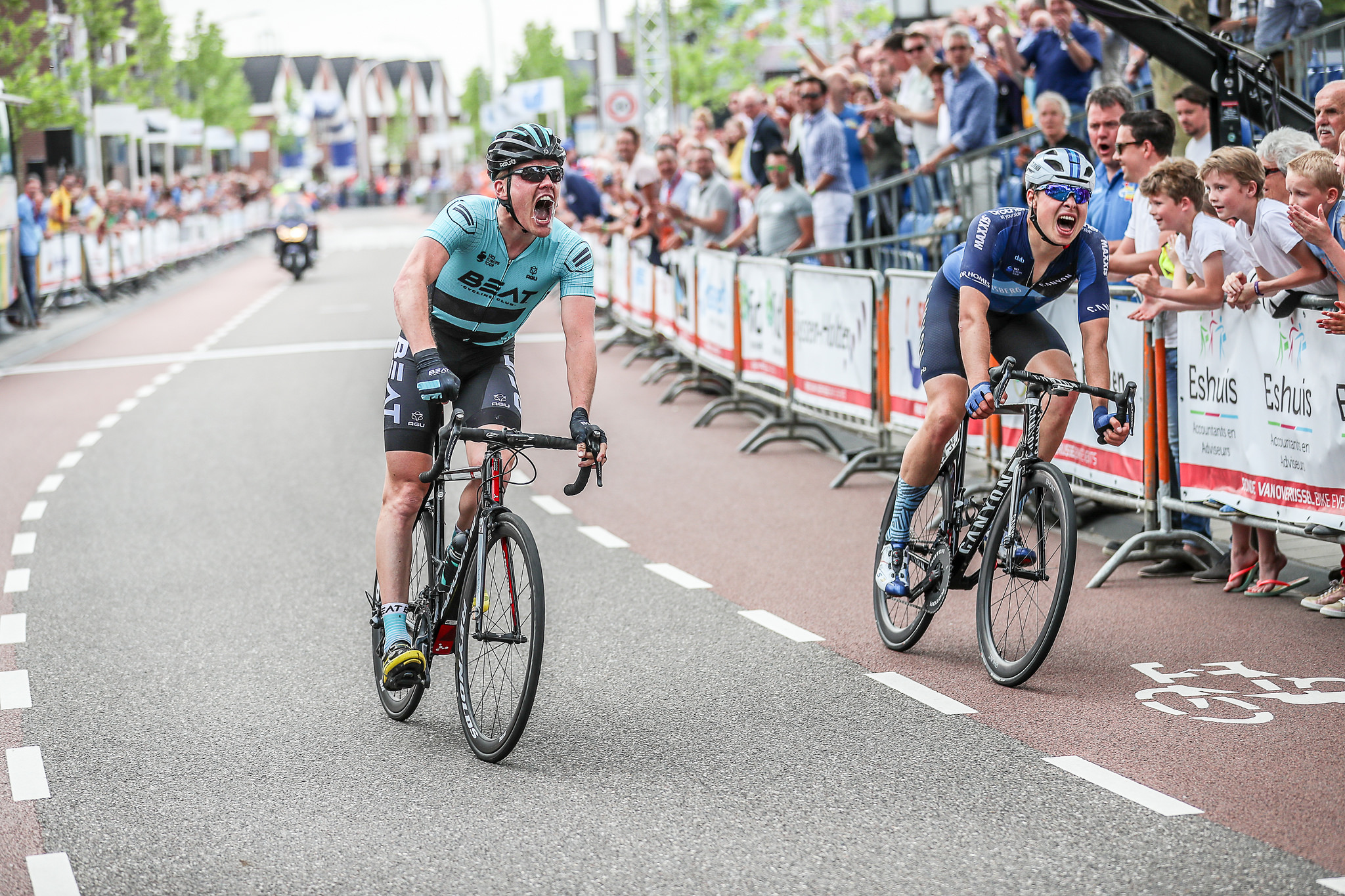 FOTO & VIDEO   Ronde van Overijssel en de Profronde van Noord-Holland