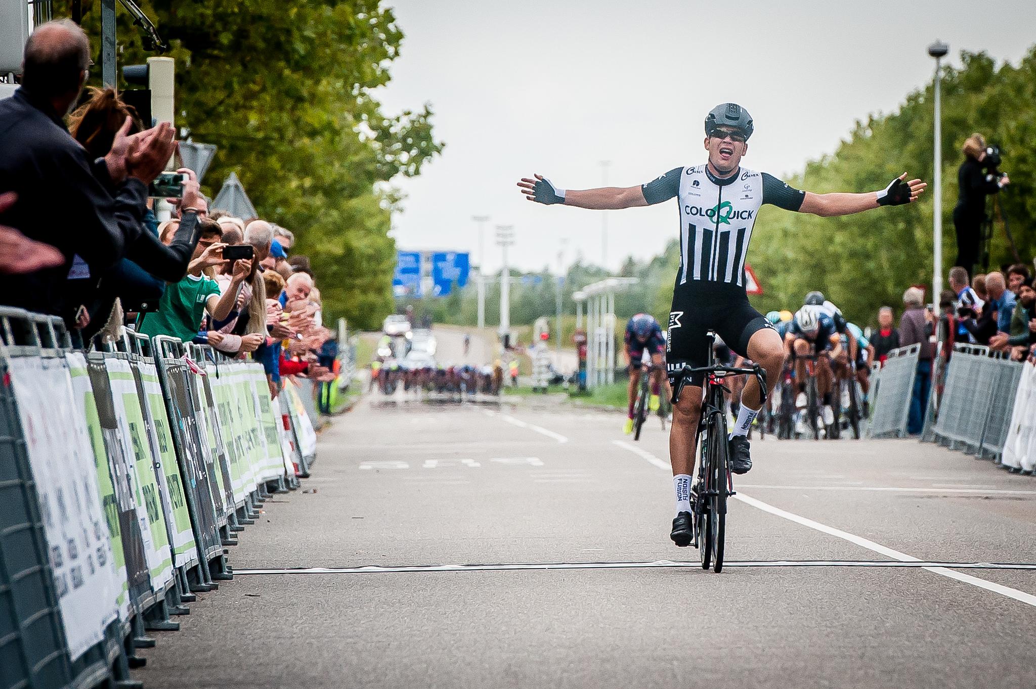 VIDEO | Ronde van Midden Nederland op Eurosport 1