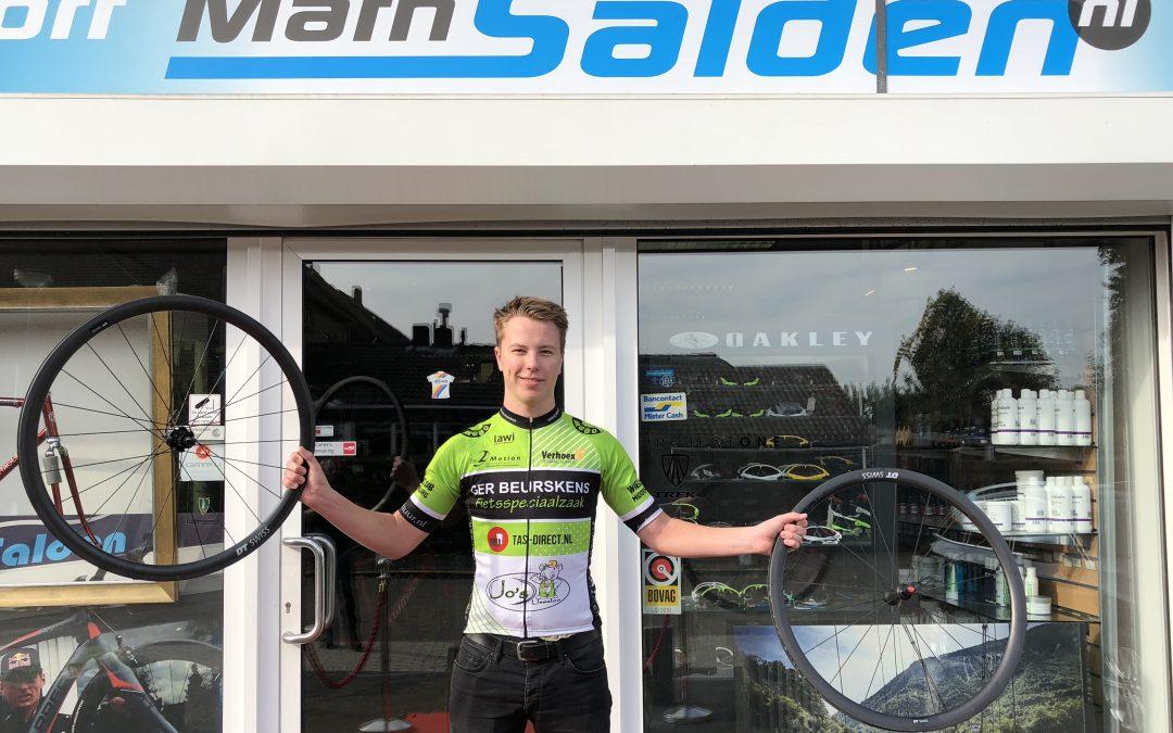 Winnaar van de DT-Swiss wielset bekend