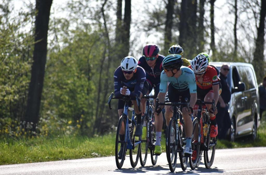 Alex Richardson wint de Arno Wallaard Memorial!
