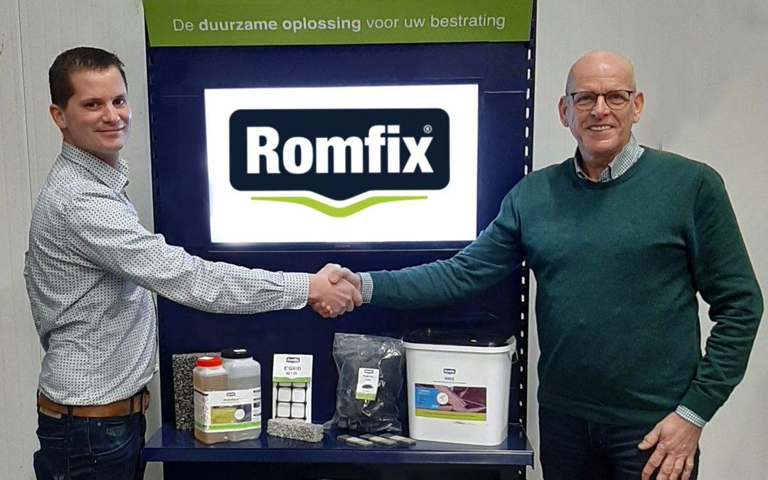 ROMFIX nieuwe Premium Sponsor van de Holland Cup
